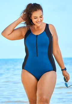 8d7e1b24b4b39 Plus Size One Piece Swimsuits for Women