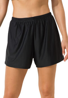 Swim Shorts, BLACK