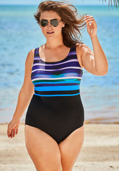 9ded5602d5 Plus Size Chlorine Resistant Swimwear for Women