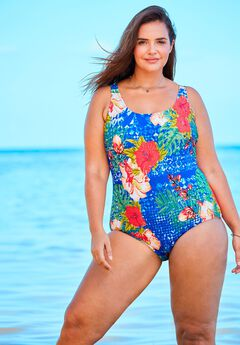 Tank One-Piece Swimsuit,