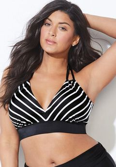 cf682109b7d10 Women's Plus Size Bikini Tops | Full Beauty