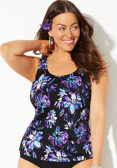 a42f8ba5f15af Plus Size Swimwear by Woman Within | Full Beauty