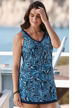 06bb61326f2 Plus Size Swimdresses for Women
