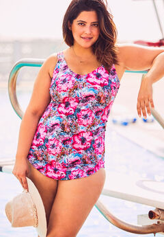 d25c173fa1 Plus Size One Piece Swimsuits for Women | Full Beauty