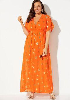 GabiFresh Fame Maxi Dress Cover Up,