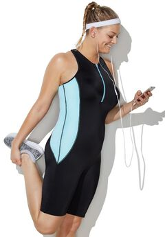 Lycra Xtra Life Sport Aquatard Swimsuit,