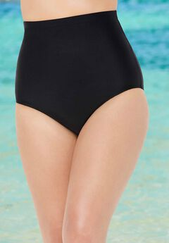High Waist Swim Brief,