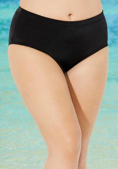 Chlorine Resistant Lycra Xtra Life Full Coverage Brief,