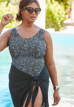 1489f7aa577 Plus Size One Piece Swimsuits for Women