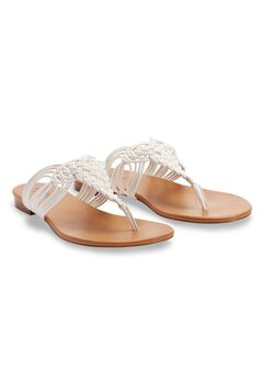 Macrame Sandals,