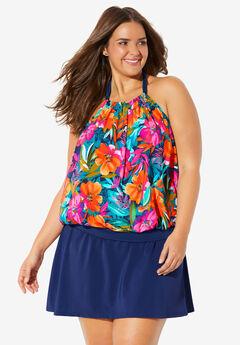 1265ce45f7e09 Trimshaper Plus Size Swimwear for Women | Full Beauty