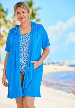d2e37f89d6 Plus Size Swim Cover Ups for Women | Full Beauty