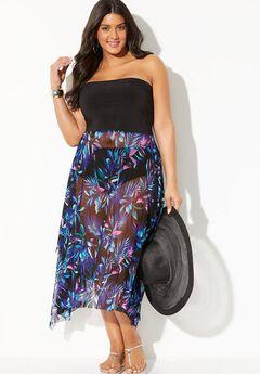 Nova Dress Cover Up,