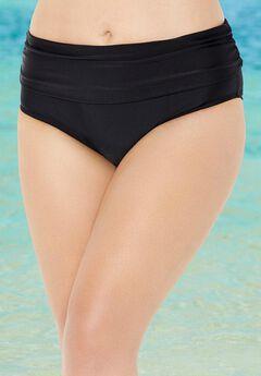 Foldover Bikini Bottom,