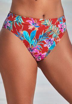 High Leg Swim Brief,