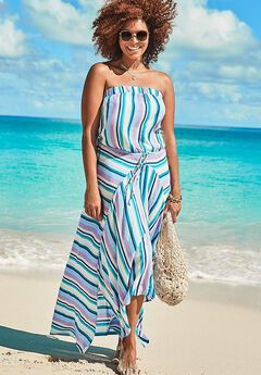 Riley Malibu Bandeau Dress,