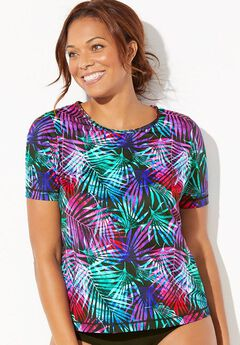 UPF 50+ Swim Tee by Aquabelle,