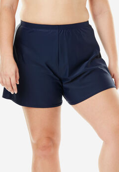 e5a8b3d02b Loose Swim Short with Built-In Brief