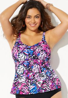 793d4124c7118 Plus Size Tankinis & Skirtinis for Women | Full Beauty