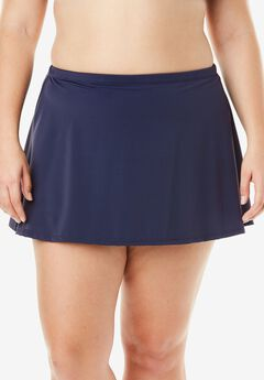 Swim Skirt, NAVY