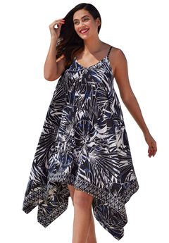 Flowy Dress Coverup,