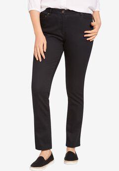 Stretch Skinny Jean, BLACK DENIM