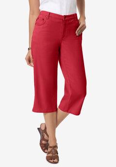 The Perfect Capri Jean,