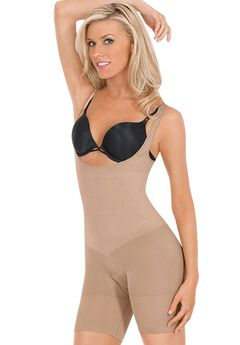 Julie France by Euroskins Léger Ultra Light Frontless Body Shaper,