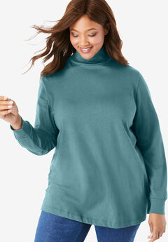 Perfect Long Sleeve Turtleneck,