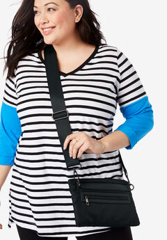 Crossbody Travel Pouch Purse,