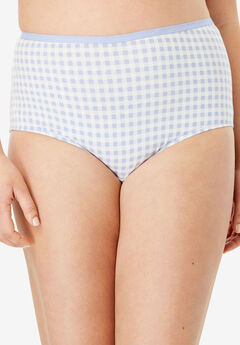 Cotton Full-Cut Brief by Comfort Choice®,