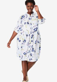 b9b994ad91b Casual Plus Size Dresses for Women