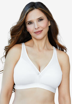Simply Cool No-Wire Bra,