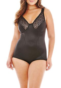 Soft Cup Body Briefer by Rago,