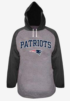 NFL® Jersey Raglan Long Sleeve Hoodie,
