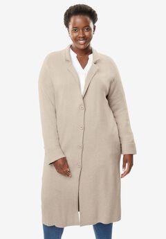 Sweater Coat,