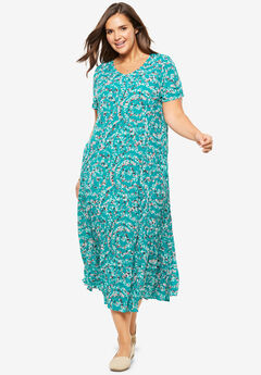 755da97379 Casual Plus Size Dresses for Women | Full Beauty