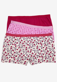 3-Pack Boyshort by Comfort Choice®,