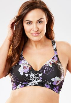 Seamless T-Shirt Bra by Leading Lady®,