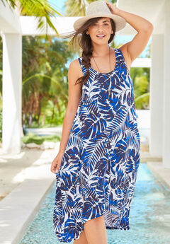 Racerback Cover Up by Swim 365,