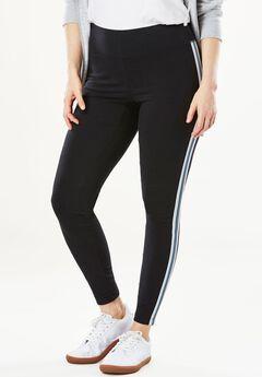 Multi-Stripe Legging,