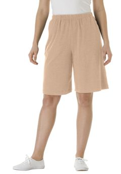 7-Day Knit Short, NEW KHAKI