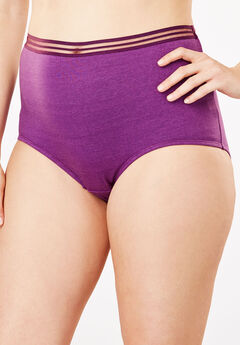 2-Pack Full-Cut Sport Brief by Comfort Choice®,
