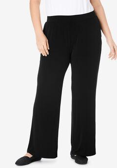 Best Dressed® Essential Wide Leg Pant,