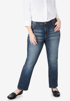Aura Instantly Slimming™ Bootcut Jean by Wrangler®,