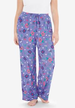 Sweet Dream Printed Pajama Pant by Dreams & Co.®,