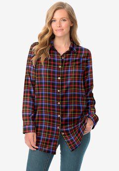 Classic Flannel Shirt,