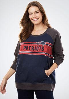 NFL Team Pullover Fleece Sweatshirt, PATRIOTS
