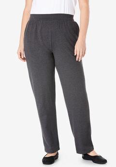 EveryWear Essential Straight Leg Pant,