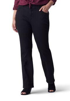 Women's Flex Motion Regular Fit Bootcut Jean - Plus by Lee Jeans,